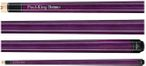 VA107 Purple Pool Billiard Cue, Valhalla by Viking with engraving, gift idea