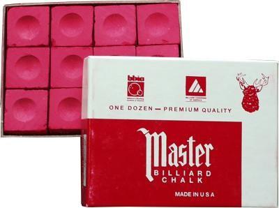 Master red, doz
