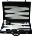 Design Backgammon Case Dal Negro, black Image 2
