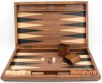 Backgammon Mykonos XL 1127 from Philos with magnetic lock and inlaid work Image 2