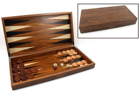 Backgammon Skeloudi XL 1143 from Philos with magnetic lock
