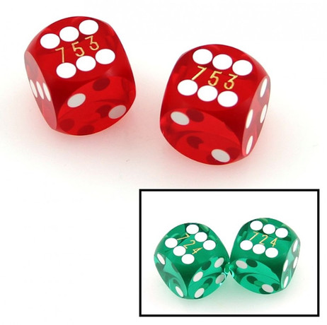 precision dice, 5/8, (ca. 15,9mm)
