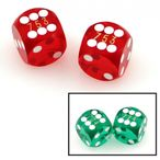 precision dice, 5/8, (ca. 15,9mm) 001
