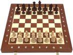 Hochwertige Schachkassette Tournament  Schachspiel aus Holz 40 x 40