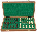Hochwertige Schachkassette Tournament  Schachspiel aus Holz 40 x 40 Bild 4