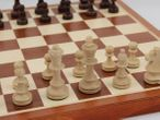 High-quality Tournament chess Set wood, with individual engraving, gift - idea Image 3