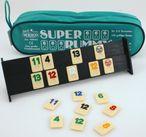 Super Rummy in Nylontasche mit 156 Steinen