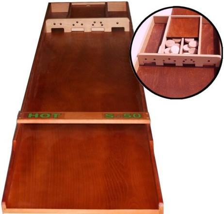 Wettkampf SJOELBAK S-50 original Holland Shuffleboard