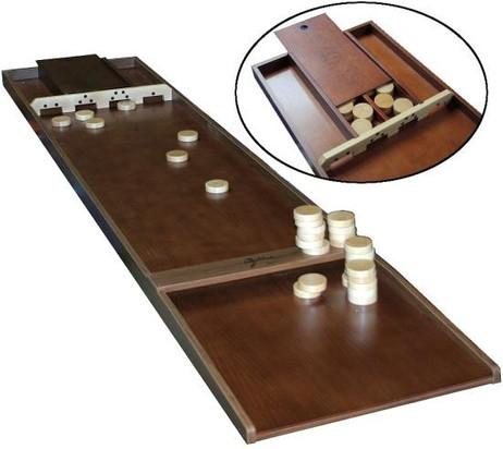 Jakkolo Beginner, Sjoelbak, Dutch Shuffleboard