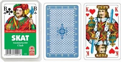Skat Games Club French Picture Skat Cards Skat Playing Cards by frobis