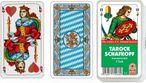 TAROCK / SCHAFKOPF Bayerisches Bild ASS Spielkarten