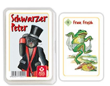 Old Maid Game Kater Schnurr