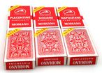 6 piece package italian card games by Modiano: Siciliane, Napoletane, Piacentine