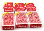 Sechserpaket Modiano italienische Spielkarten: Siciliane, Napoletane, Piacentine