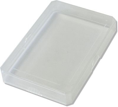 Plastic - case (PP) for Skat playing cards
