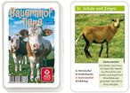 Farm Animals - Deck of Cards Quartett TOP ASS 72088