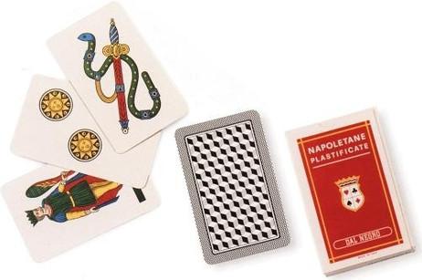 Dal Negro NAPOLETANE 82, Spielkarten aus Italien