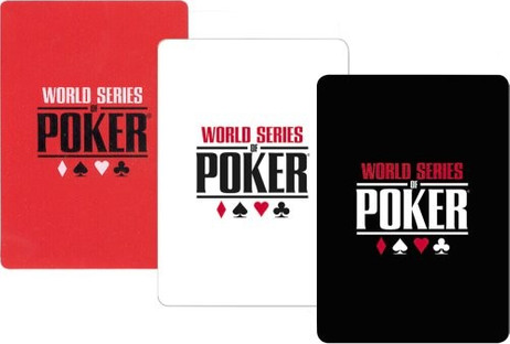 WSOP Cut Card, Poker Size