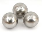 OBUT 6-SET, Leisure time Boules in the wood case Image 3