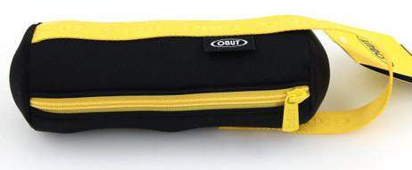 Stylish Soft - Boule bag for 3 boules, black