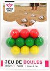 Boule Zielkugeln - Schweinchen, farbig