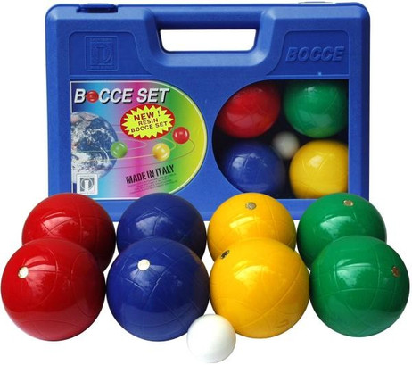 TURNIER BOCCIA - SET aus Italien (made in italy)