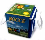 Boccia Set with 8 wooden balls for 4 players (made in Italy), 100 mm, boxed Image 2