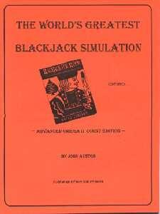 World´s Greatest Blackjack Simulation