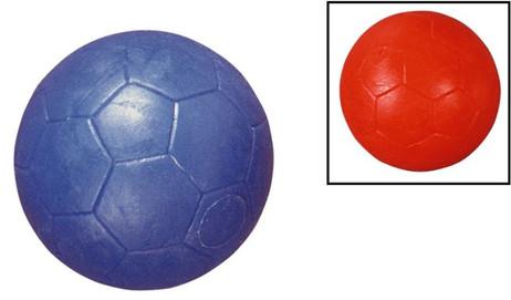 Kicker ball, colored, smoothly/hard