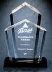 Chairman Award, Acryl Glas - Trophäe