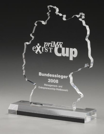 Map of Germany Award - Acrylic glass - trophy