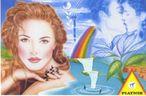 Paradiesische Liebe, 67,5 x 44,1 cm, Puzzle 1000 Teile
