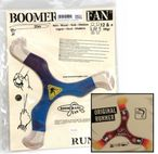 Boomerang le RUNNER - 35 gr - three-bladed-Boomerang