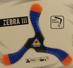 Boomerang le ZEBRA III - 40 gr - three-bladed-Boomerang
