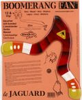 Boomerang le JAGUARD - 60 gr - two-bladed-Boomerang Image 3