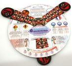 Wallaby Warukay Haida - Printed birchwood boomerang for beginners Image 2