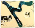 Boomerang SWELL 50 gr - Dreiflügler Bumerang für Rechtshänder