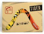 Boomerang TIGER 15 gr - Zweiflügler Bumerang für Linkshänder