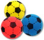 3 pc. Foam ball 20 cm, blue - red - yellow