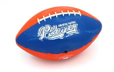 American Football MINI Typ 02 blue - orange
