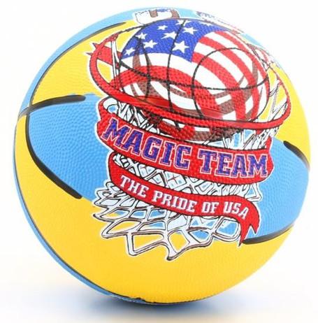Basketball MAGIC TEAM offizielle Größe und Gewicht