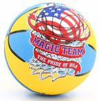 Basketball MAGIC TEAM official size and weight