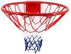 Basketballkorb STEEL Basketballring aus massivem Stahl