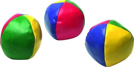 Three Juggling Balls for beginners