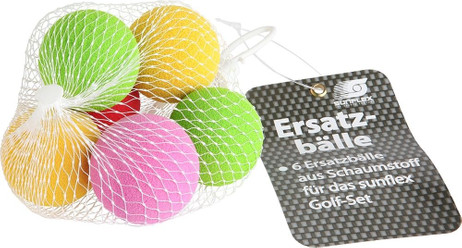 Replacement balls for Golf Kit