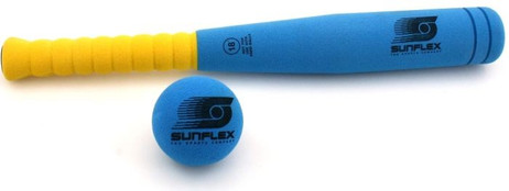 High quality foam Baseball-Kit Mini with ball - perfect for free-time matches