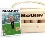 MÖLKKY das Original Wurfspiel Mölky aus Finnland Bild 3