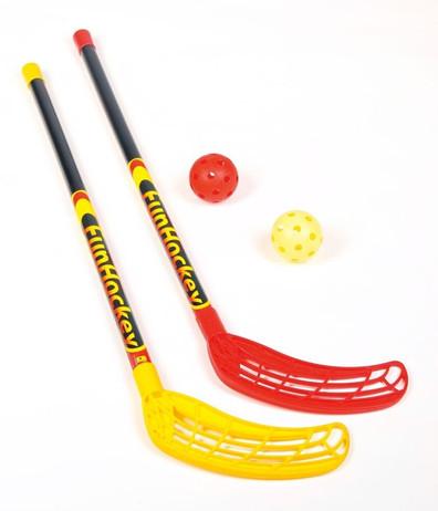 FunHockey Floorball Schläger - Set mit Ball