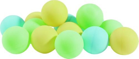 TT-Balls sunflex Color, coloured
