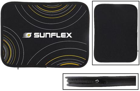 Sunflex Neopren Tischtennis-Schläger Schutzhülle Softsquare für perfekten Schutz